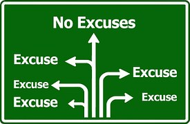 excuses-no