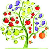 fruit-tree
